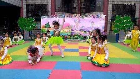 佛山市桂城叠北幼儿园《红灯停绿灯行》