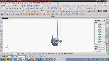 塑胶模具设计第38讲之加速顶出之二次顶出结构—Bowen 制作