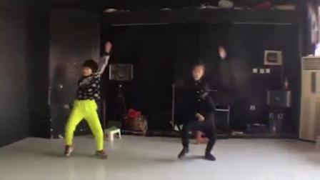 【营口ART街舞培训机构】晨晨老师东圣少儿爵士中级班manolo成舞urban dance