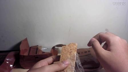 【某君解说】军用口粮,13单兵即食食品(餐谱二)试吃评测