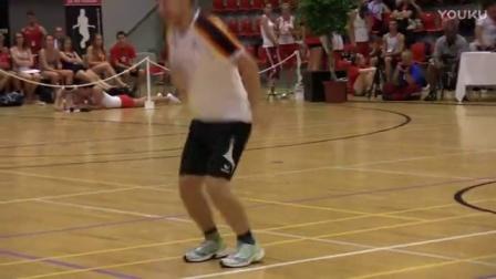 Ben Schmitz 德国跳绳个人花样冠军