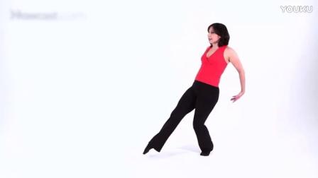爵士舞教程视频北舞爵士舞基训教程