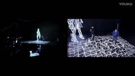 技术团队揭秘 Perfume FLASH 舞台:Dynamic Virtual Display 技术