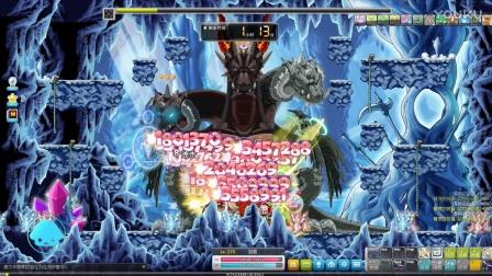 [T121]冒险岛五转技能展示-双弩精灵、箭神、豹弩游侠