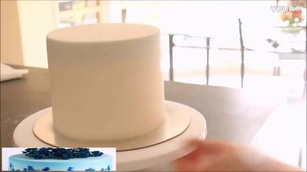 微波炉做蛋糕视频20水果生日蛋糕