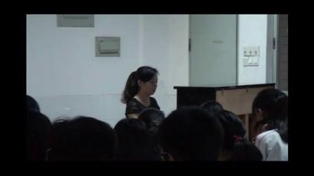 歌曲《铁蹄下的歌女》初中音乐粤教花城2011课标版八年级下册 2013年12月第1版