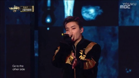161231 2016 GYDJD B.A.P - Young, Wild & Free+SKYDIVE