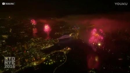 New Year 2017 Fireworks Sydney, Australia (VIDEO) 01 01 2017