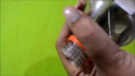 十六手工教程 教你用矿泉水瓶自制吹风筒