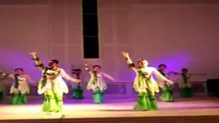 基督教圣诞节舞蹈-恩典的记号