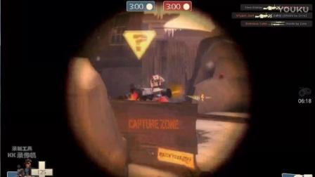 『楚志泽』【Teamfortress2】狙击手练习:随缘枪法一切随缘。。