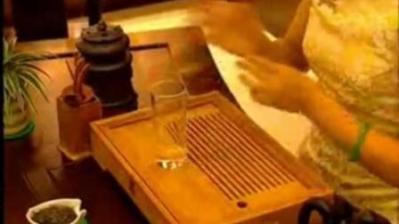 茶道茶艺表演 05 湖南君山银针 十大名茶 黄茶类