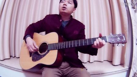 原创歌曲< 雪花情 > 吉他弹唱