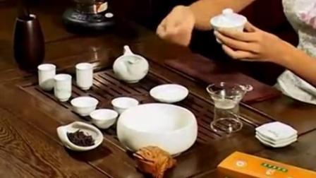 茶道茶艺表演 29 广东凤凰单枞 茶文化