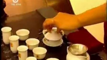 茶道茶艺表演 33 福建安溪铁观音 茶文化 十大名茶