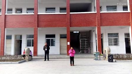 朴店小学2017迎新联欢节目:二年级.讲故事《老奶奶烤面包》