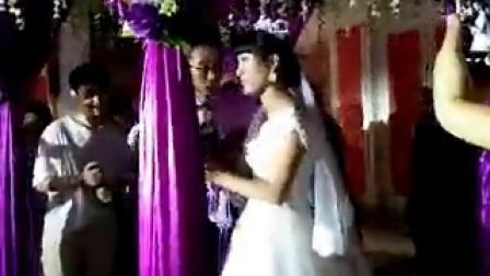 婚礼回顾,新娘好漂亮啊