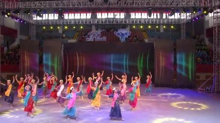 舞动中国首届广场舞总决赛作品《永恒的爱》