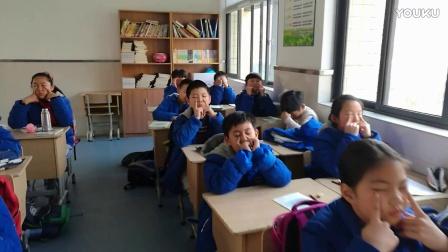 温州市瓯海区实验小学南瓯校区五(3)眼保健操