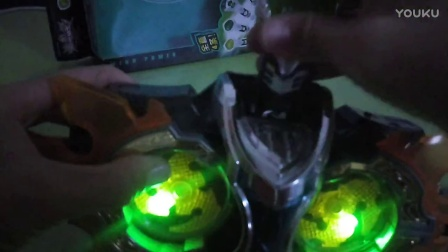 [梅西上传]铠甲勇士拿瓦和托纳多