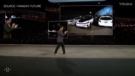 Faraday Future~s FF91 car announcement in 7 minutes