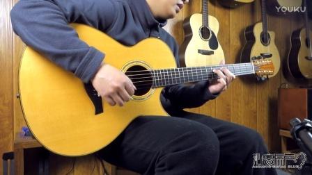 Mario beauregard OMC手工吉他评测 沁音原声