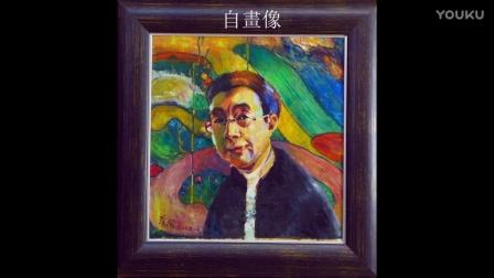 抽象绘画国际金奖《波洛克艺术家》得主蔡居作品一览