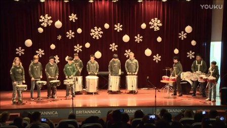 Drum Line - Funky Times