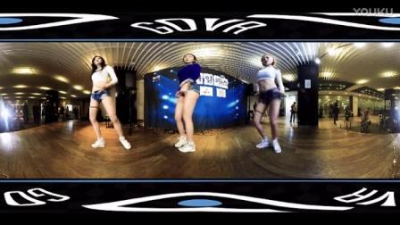 韩国新秀少女组合VR全景视频3D视频美女热舞