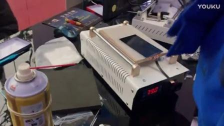 米4换屏测试 对比压屏一体机_标清