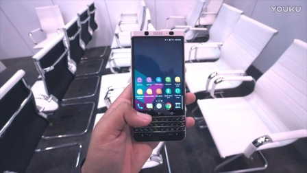 Hands-on- The BlackBerry Mercury is the future of an iconic smartphone brand