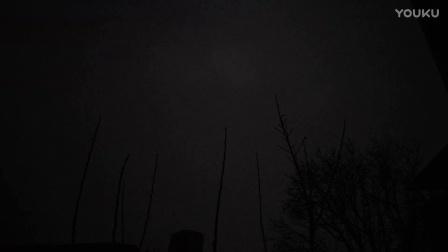 夜幕降临-延时摄影摄影