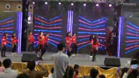 罗蔼琳-棒棒堂金沙洲校区开业盛典演出-爵士舞