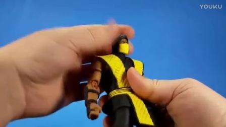 【搬运】Storm toys Collectibles Mortal Kombat Scorpion Action 真人快打 蝎子