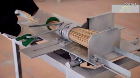 天天在用的筷子是怎么做出來的---筷子制造技术