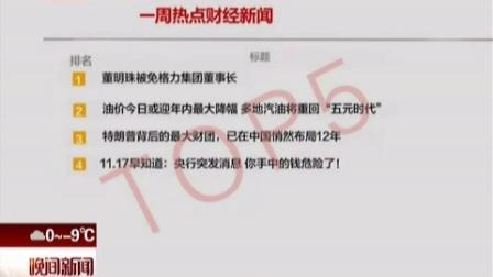 中创信泰投资基金管理(北京)有限公司一周热点财经新闻报道