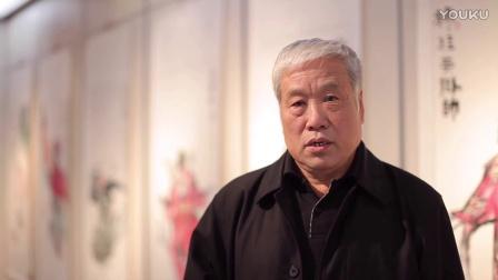 梦圆盛世书画展--中国炎黄副主席、国家一级美术师:姚增林