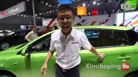 2016广州车展现场点评:广汽丰田致炫_汽车之家价格测评测20167
