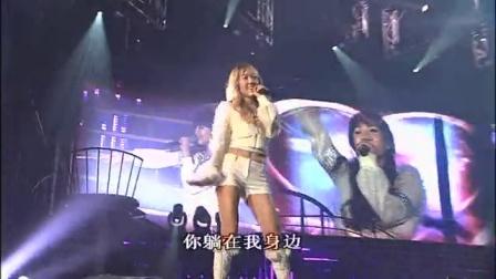 (官方全场)1巡DVD巡回演唱会 少女时代(上半场)  [韩语中字]