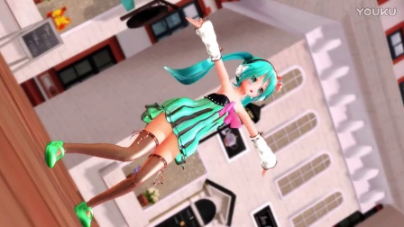 【MMD】 So much loving you★ - Api Miku Droop Colorfull【1080p・60fps】 - YouTub