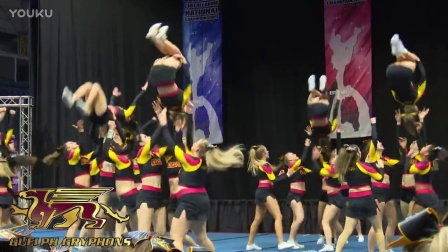 PCA NATIONALS 2016 - GUELPH GRYPHONS