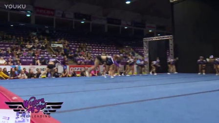 PCA NATIONALS 2016 - WESTERN MUSTANGS ALL-GIRL
