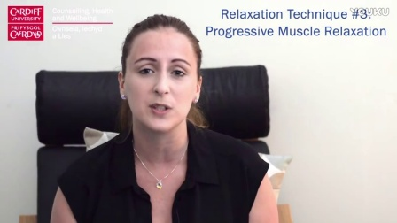 Relaxation Techniques #3_ Progressive Muscle Relaxation