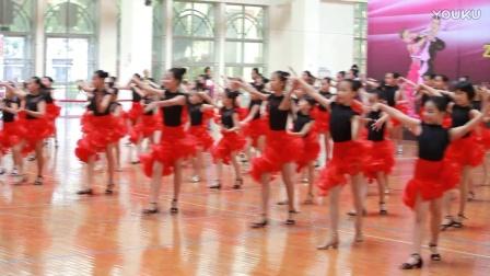 2016年厦门奥育体育舞蹈基地学员参加翔安体育舞