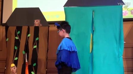 2014兒童聖誕音樂劇完整版 和平王子