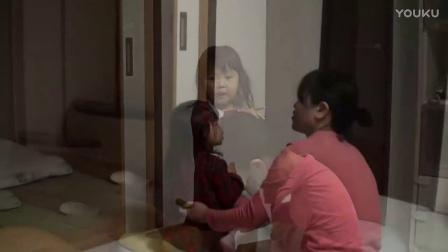 日本妈妈教萝莉尿尿的方法