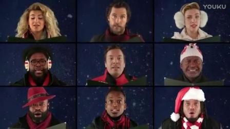 欢乐好声音 圣诞歌曲