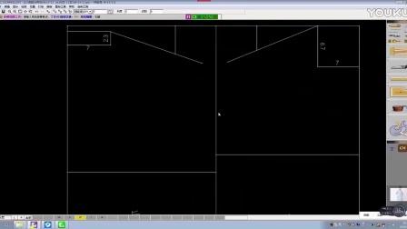 服装基础打版 服装裁剪技法 et软件视频 女装连衣裙 第4节