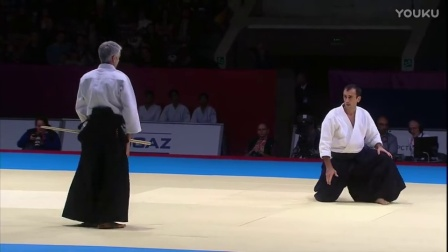 Aikido Team Led by Bruno Gonzalez, 5th Dan