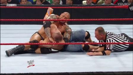 John Cena vs Batista Over the Limit 2010